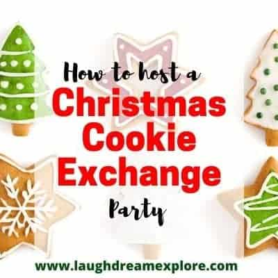 Christmas Cookie Exchange Party [The ULTIMATE Guide]