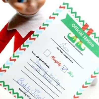 Elf On the Shelf Ideas [Cute, Funny, & Fun!]