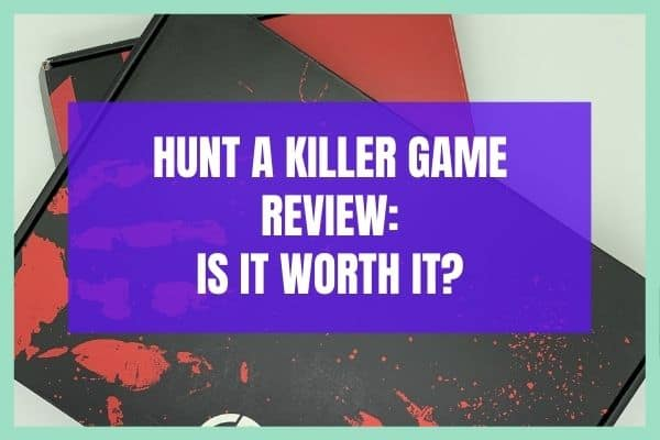 Hunt A Killer Game Review